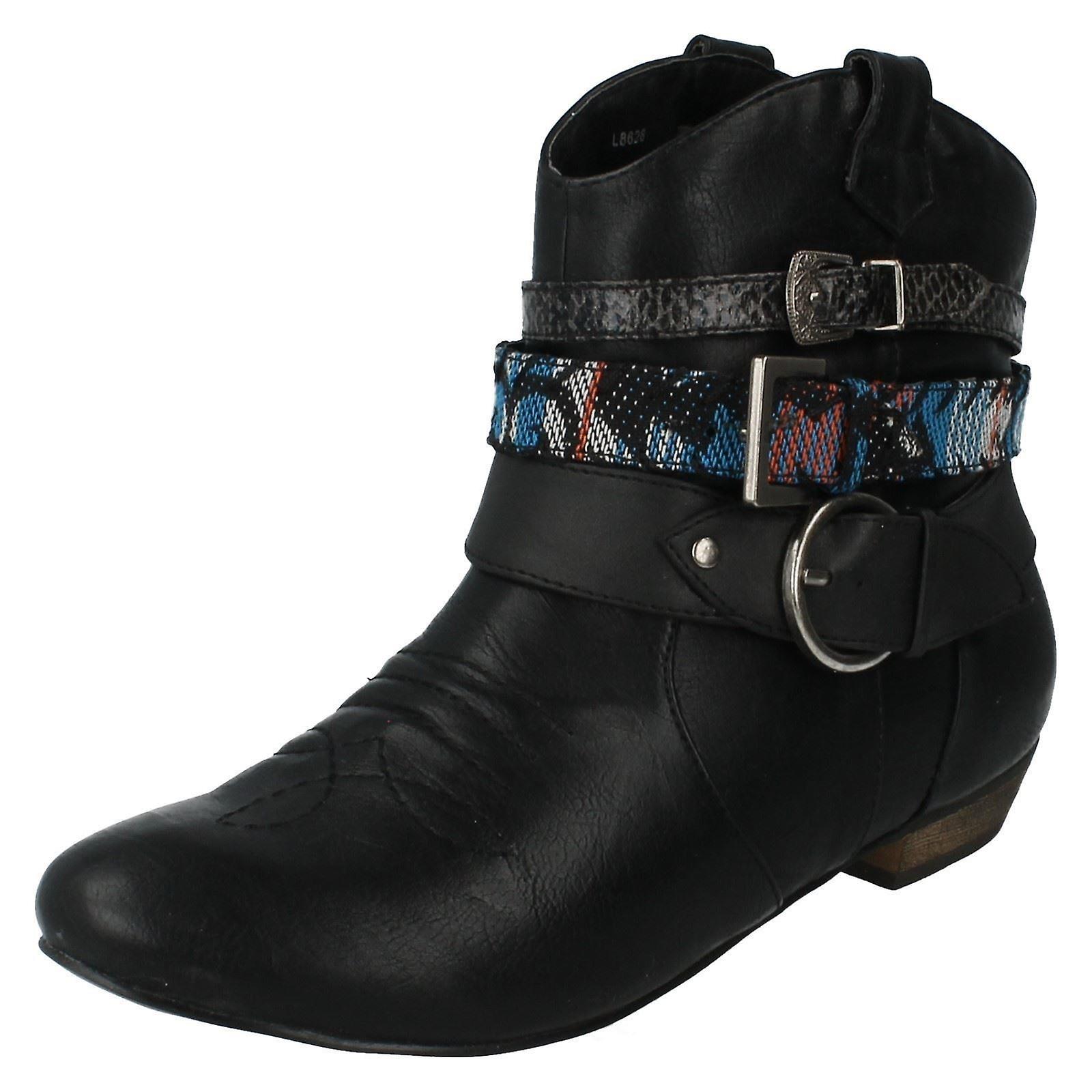 Le signore Coco caviglia stivali stile - L8628