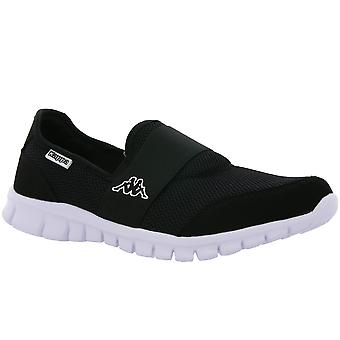 Kappa sneakers mens Slip-On sneaker taro black