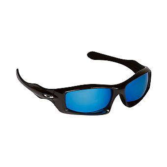 Best SEEK Polarized Replacement Lenses for Oakley MONSTER PUP Red Blue Mirror
