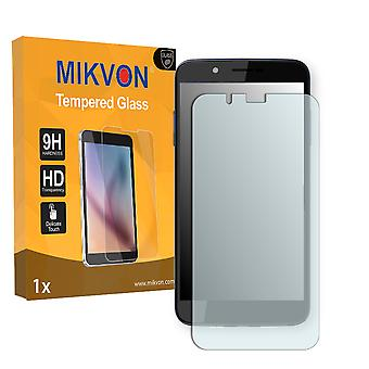 Archos 55 Helium 4Seasons Screen Protector - Mikvon flexible Tempered Glass 9H (Retail Package with accessories)