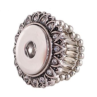 Stainless Steel Ring For Click Buttons Kb0553