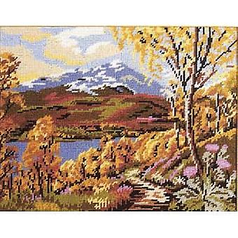 Scotland Needlepoint Canvas
