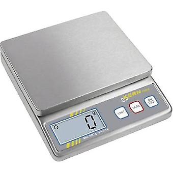 Letter scales Kern Weight range 0.5 kg Readability 0.1 g