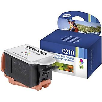 Ink cartridge Original Samsung C210 Cyan, Magenta, Yellow
