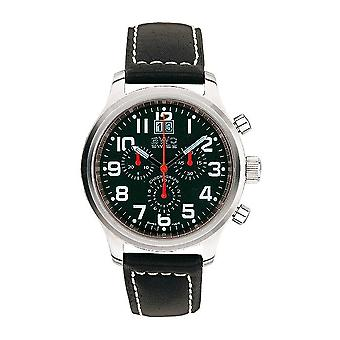BWC mens watch pilots chronograph 20017.50.01