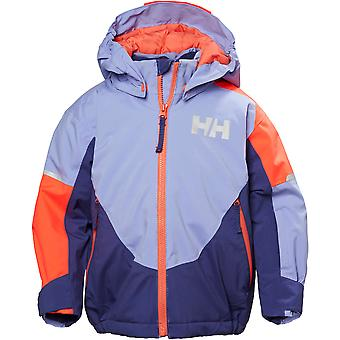 Helly Hansen Boys & Girls Rider Insulated Hi Vis Ski Jacket Coat