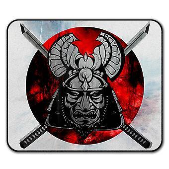 Fantasy Katana Warrior  Non-Slip Mouse Mat Pad 24cm x 20cm | Wellcoda