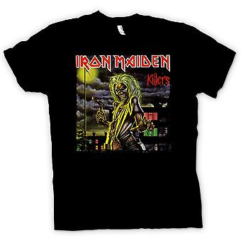 Womens T-shirt - Iron Maiden - Killers Album Art
