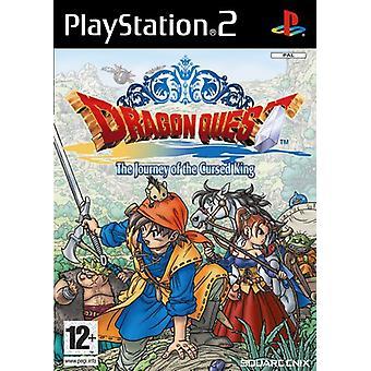 Dragon Quest rejsen af Cursed kongen (PS2)