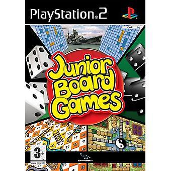 Junior bordspellen (PS2)