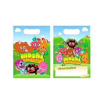 Moshi Monsters Party Plastic Party Bags
