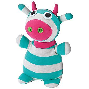 Warmies Peluche Thermique Socky Diddly Micro-Ondes