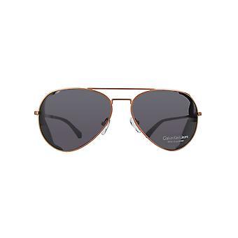 Calvin Klein jeans sunglasses CKJ139S-705-60 BRUSHED COPPER