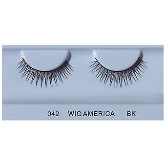Wig America Premium False Eyelashes wig539, 5 Pairs