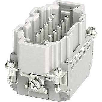 Pin inset HC-B 1407730 Phoenix Contact 10 + PE Plug & Clip 1 pc(s)