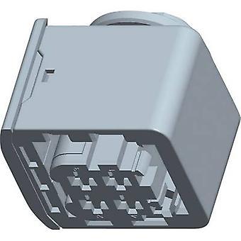 Invólucro de TE conectividade soquete - cabo HDSCS, MCP Total número de pinos 4 3-1418390-1 1 computador (es)