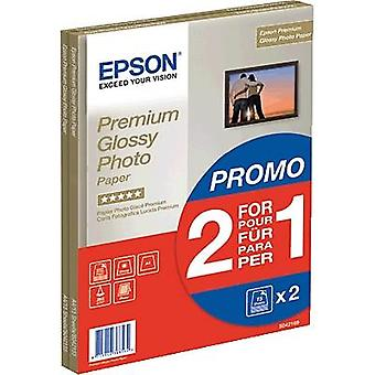 Epson Premium Glossy Photo Paper C13S042169 Photo paper A4 255 gm² 30 sheet High-lustre