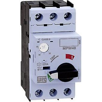 Overload relay adjustable 4 A WEG MPW40-3-U004 1 pc(s)
