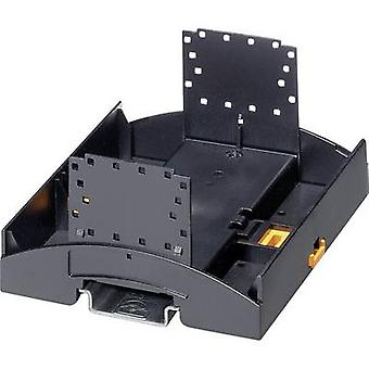 Phoenix Contact BC 53,6 UT HBUS BK DIN Schiene Gehäuse (Unterteil) 89,7 x 53,6 x 62,6 Polycarbonat (PC) schwarz 1 PC