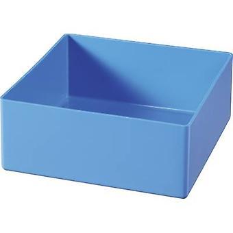 Alutec Assortment case insert (L x W x H) 108 x 108 x 45 mm No. of compartments: 1