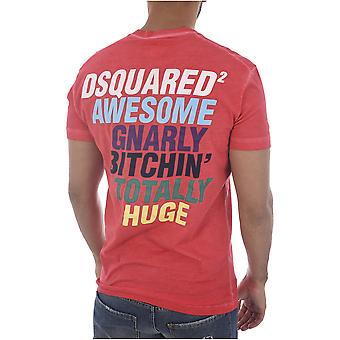 Tee Shirt Coton S74gd0198  -  Dsquared2