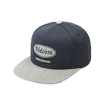 Volcom Midnight Blue Cresticle Kids Snapback Cap