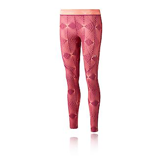 Mizuno impuls tryckt Women's Running Tights - AW18