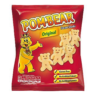 POM trägt Original bereit gesalzene Chips