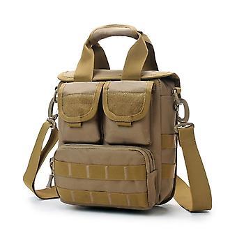 Shoulder bag in olive green, 23x22x12 cm KX6011LZ