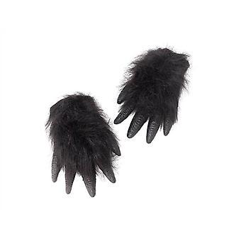 Mãos de gorila.