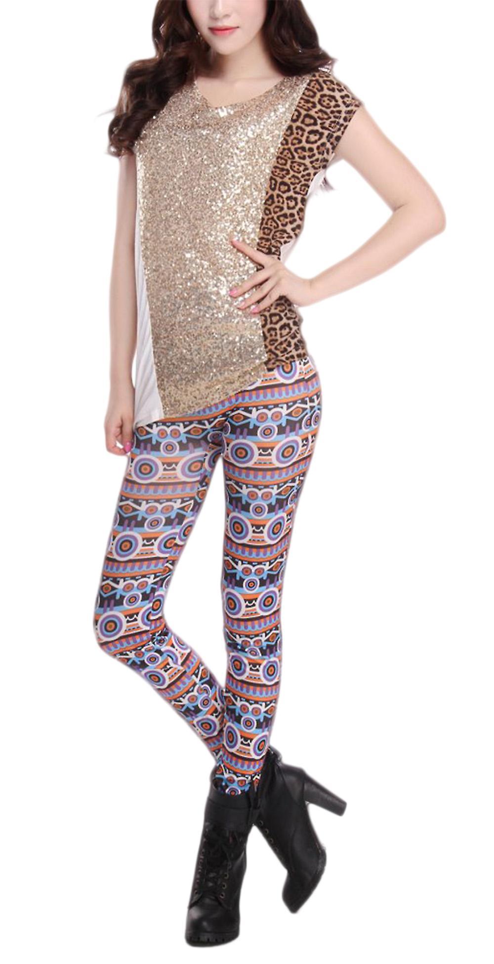Waooh - Legging motif ethnique Ehea
