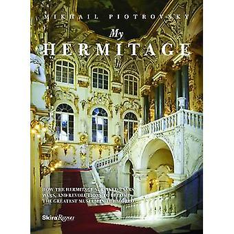 Meine Hermitage - wie die Eremitage Zaren - Kriege überlebt- und nur