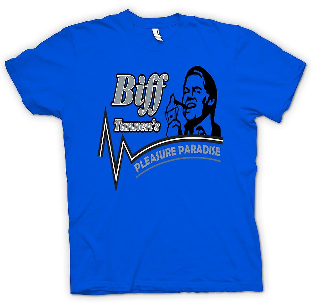 Mens T-shirt - Regreso al futuro - Biff Tannen