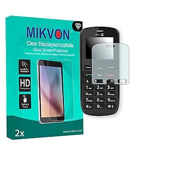 Doro PhoneEasy® 508 Screen Protector - Mikvon Clear (Retail Package with accessories)