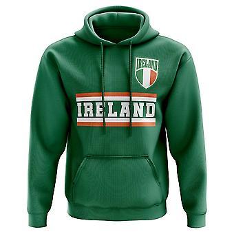 Ireland Core Football Country Hoody (Green)