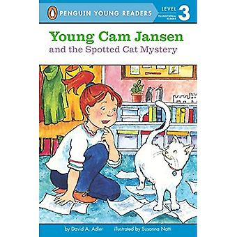 Young Cam Jansen and the Spotted Cat Mystery (Young CAM Jansen (Puffin Easy-To-Read))