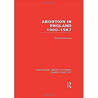 Abort i England 1900-1967