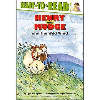 Henry och Mudge och vilda vinden (redo-att-läsa: nivå 2)