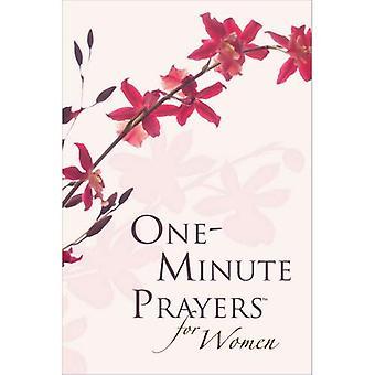 Einer Minute Gebete für Frauen Geschenkausgabe (1 Minute Gebete)