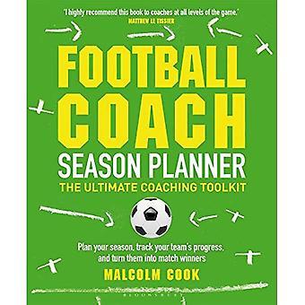 Football Coach Season Planner