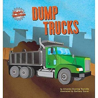 Dump Trucks (Mighty Machines)