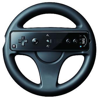 Racing wiel voor Wii/Wii U-zwart