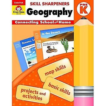 Skill Sharpeners Geography, Grade Prek (Skill Sharpeners Geography)