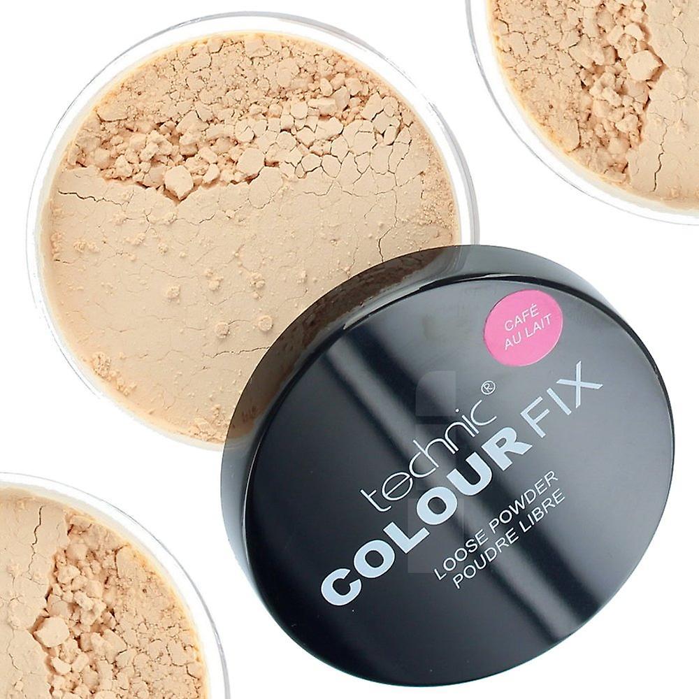 Colour Libre au Technic lait Café ~ Poudre Fix sCohtQrBdx