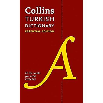 Collins Turkish Essential Dictionary