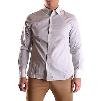 Marc Jacobs Grey Cotton Shirt