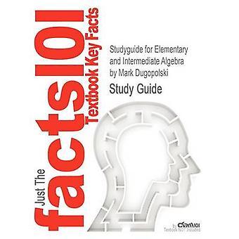 StudyGuide für Grund- und Mittelstufe Algebra von Dugopolski Mark ISBN 9780073384351 durch Cram101 Lehrbuch Bewertungen
