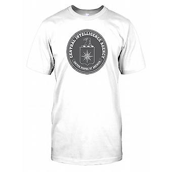 Central Intelligence Agency Insignia Mens T Shirt