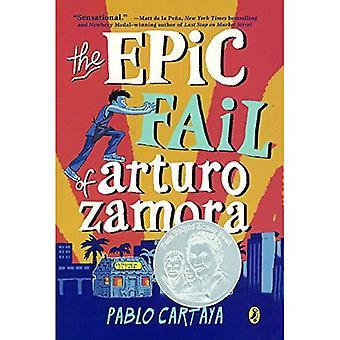 Epic Fail z Arturo Zamora