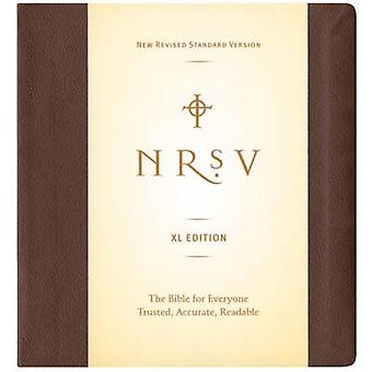 NRSV Bible (11th Large type edition) by Harper Bibles - 9780061244896